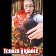 José Antonio Fonseca Vaca : Tenazas gigantes comestibles